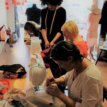 cours de couture personnalisé